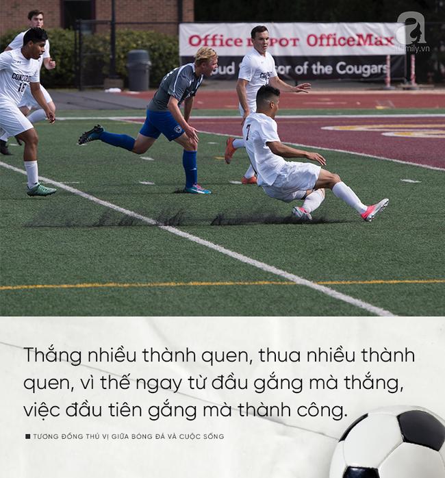 18 nét tương đồng thú vị giữa bóng đá và cuộc đời, có nhiều điều cực kỳ liên quan đến phụ nữ  - Ảnh 13.