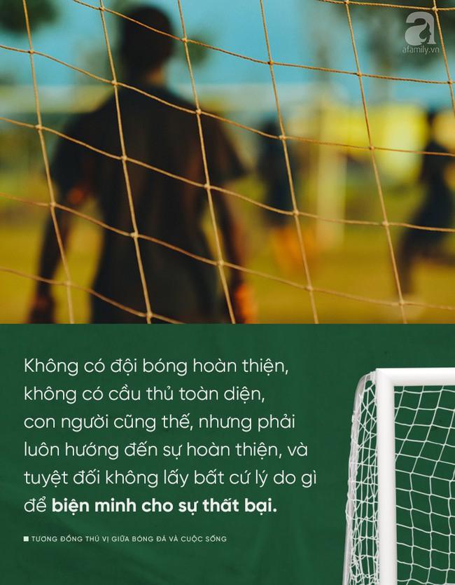 18 nét tương đồng thú vị giữa bóng đá và cuộc đời, có nhiều điều cực kỳ liên quan đến phụ nữ  - Ảnh 4.