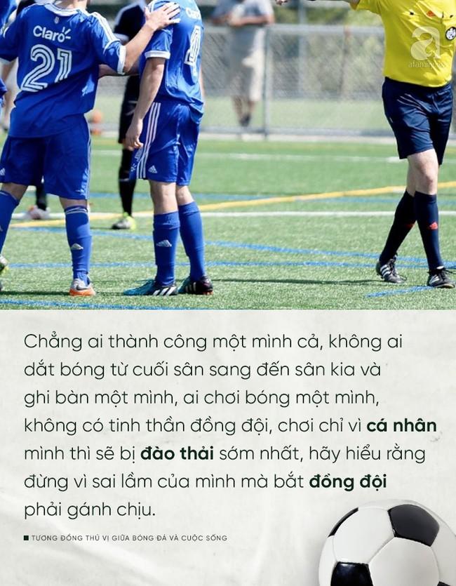 18 nét tương đồng thú vị giữa bóng đá và cuộc đời, có nhiều điều cực kỳ liên quan đến phụ nữ  - Ảnh 5.