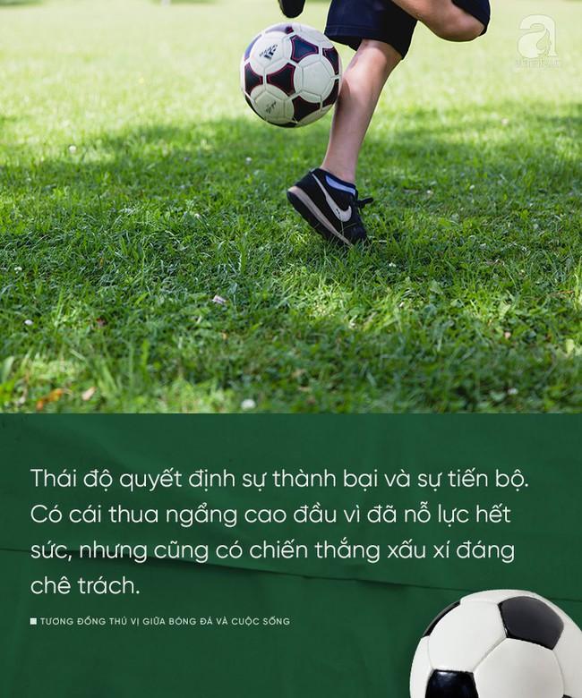 18 nét tương đồng thú vị giữa bóng đá và cuộc đời, có nhiều điều cực kỳ liên quan đến phụ nữ  - Ảnh 9.