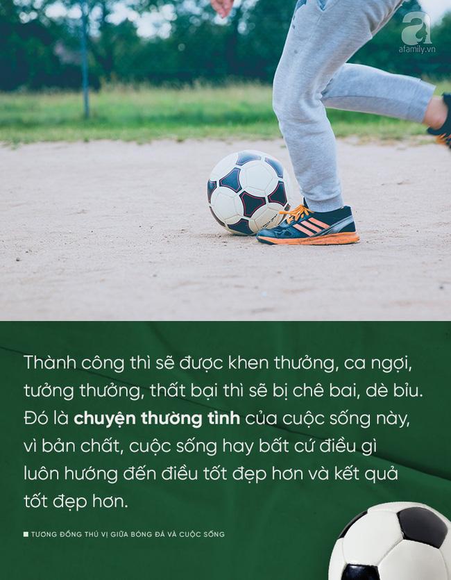 18 nét tương đồng thú vị giữa bóng đá và cuộc đời, có nhiều điều cực kỳ liên quan đến phụ nữ  - Ảnh 8.