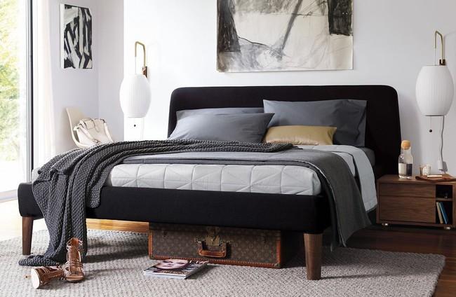 15 thiết kế giường ngủ sang chảnh lại thoải mái khiến bạn không muốn rời phòng ngủ chút nào - Ảnh 8.