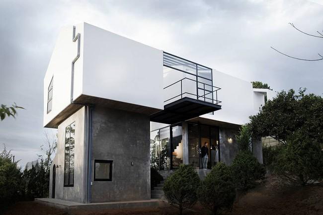 """Ngôi nhà 100m2 của anh chàng nhiếp ảnh gia tại Đà Lạt khiến """"vạn người mê"""" - Ảnh 1."""