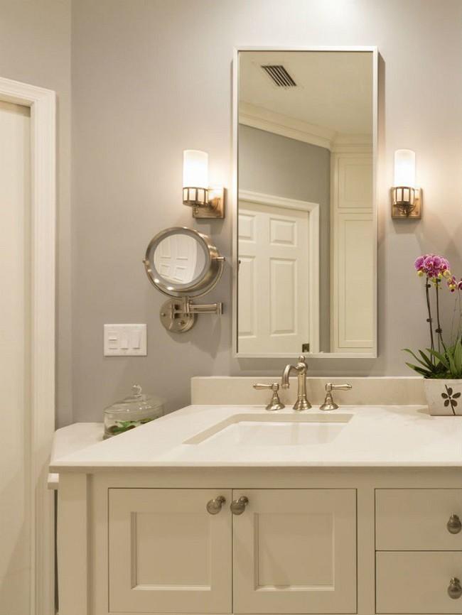 Vẫn diện tích đó nhưng chỉ cần làm theo 8 lời khuyên dưới đây, phòng tắm nhà bạn sẽ rộng hơn tức thì - Ảnh 3.