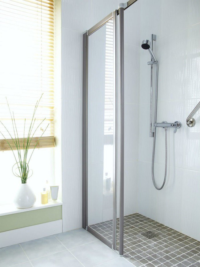 Vẫn diện tích đó nhưng chỉ cần làm theo 8 lời khuyên dưới đây, phòng tắm nhà bạn sẽ rộng hơn tức thì - Ảnh 7.