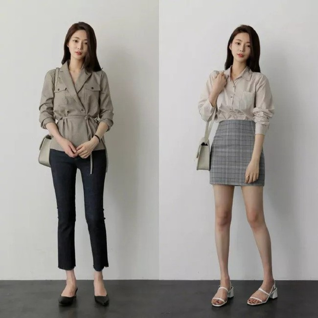"""Áo phông, chân váy hay quần âu - Loạt đồ có sẵn chỉ cần 20 cách """"mix"""" này là mặc đẹp suốt cả tháng 9 - Ảnh 3."""