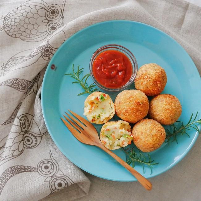 Nếu muốn các bé chăm ăn rau củ nhất định nên làm ngay món này cho con - Ảnh 6.