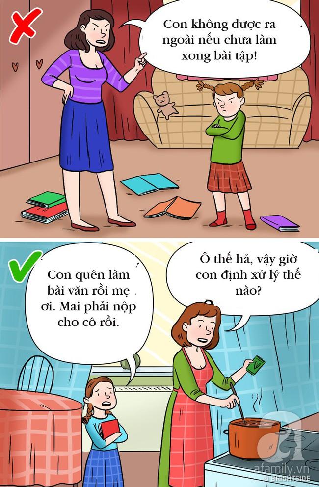3 lý do giải thích vì sao việc cha mẹ kèm con làm bài tập về nhà là sai lầm - Ảnh 2.
