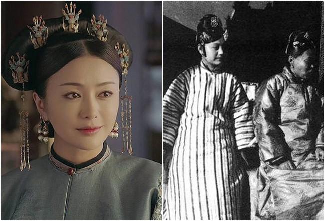 Dân tình lại ngã ngửa trước hình ảnh được cho là nhan sắc đời thực của Ngụy Anh Lạc và dàn phi tần nhà Thanh - Ảnh 3.