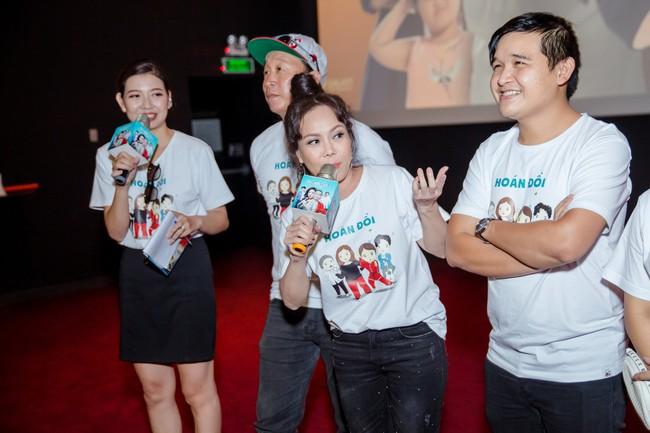 Việt Hương tự nhận mới 18 tuổi, thường xuyên mắng chửi Trấn Thành vì lý do này - Ảnh 4.