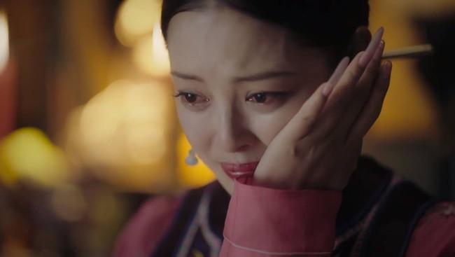 Rò rỉ cảnh phim bị cắt vì ghê rợn: Như Ý - Châu Tấn dạy dỗ Gia Phi - Tân Chỉ Lôi đến mức bật máu  - Ảnh 3.