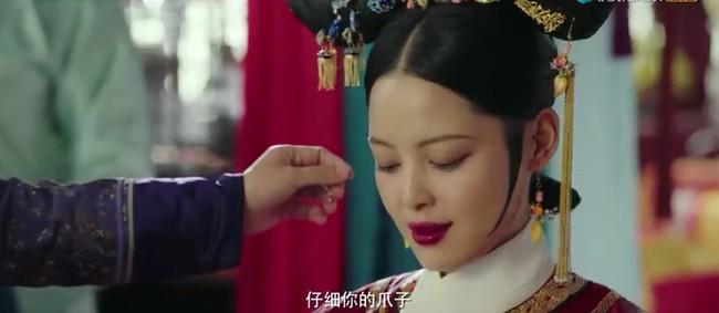 Rò rỉ cảnh phim bị cắt vì ghê rợn: Như Ý - Châu Tấn dạy dỗ Gia Phi - Tân Chỉ Lôi đến mức bật máu  - Ảnh 5.