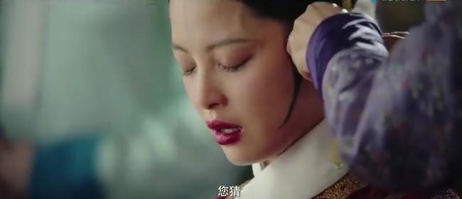 Rò rỉ cảnh phim bị cắt vì ghê rợn: Như Ý - Châu Tấn dạy dỗ Gia Phi - Tân Chỉ Lôi đến mức bật máu  - Ảnh 6.