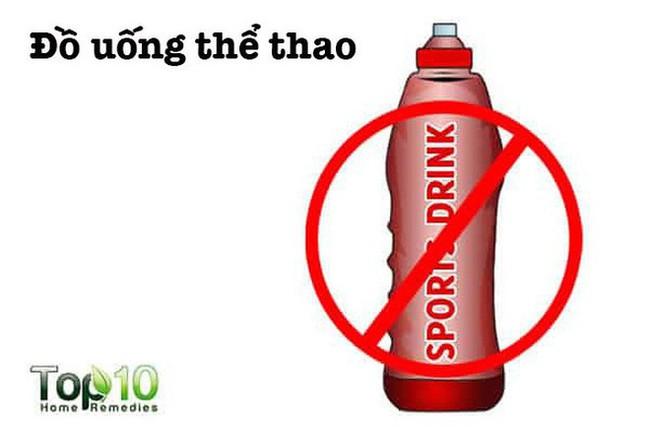 Những thứ bạn không nên uống sau khi tập thể thao - Ảnh 1.