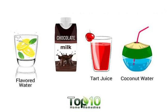 Những thứ bạn không nên uống sau khi tập thể thao - Ảnh 6.