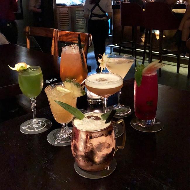 5 quán bar nhẹ nhàng xinh đẹp cho các quý cô Sài Gòn thư giãn sau giờ làm - Ảnh 11.