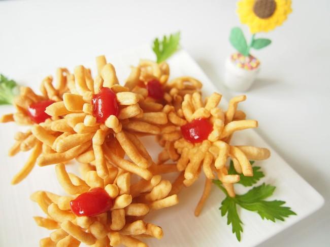 Snack làm kiểu này chỉ nhìn thôi đã mê ăn thì ngon hết sảy - Ảnh 8.