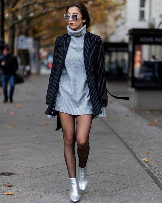 11 kiểu trang phục mùa thu vừa trẻ trung lại sành điệu, giúp chị em khỏi phải đau đầu suy nghĩ hôm nay mặc gì - Ảnh 22.
