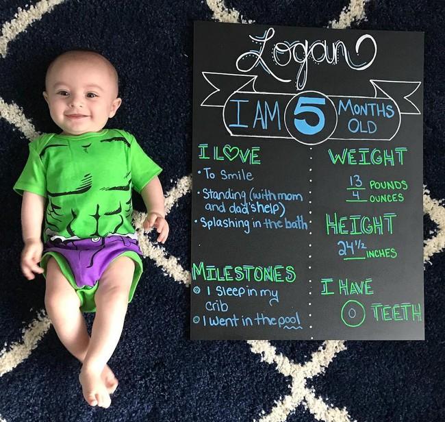Toàn bộ quá trình phát triển và những cột mốc đáng nhớ trong 1 năm đầu đời của trẻ - Ảnh 6.