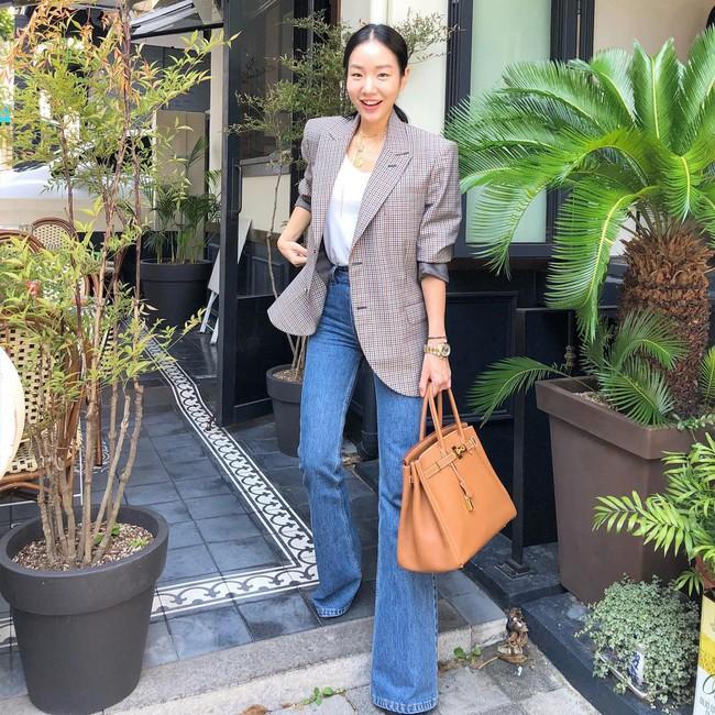 Muốn diện đồ đơn giản mà không bị nhàm chán, các nàng hãy ngắm qua street style Châu Á tuần này xem sao - Ảnh 6.