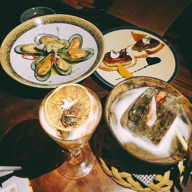 5 quán bar nhẹ nhàng xinh đẹp cho các quý cô Sài Gòn thư giãn sau giờ làm - Ảnh 18.