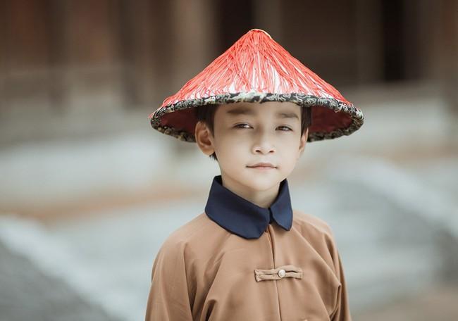 Cặp mẫu nhí Hà thành hóa thân xuất sắc trong bộ ảnh Diên hy công lược phiên bản Việt - Ảnh 13.