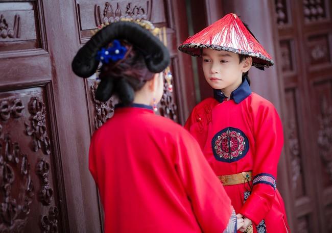 Cặp mẫu nhí Hà thành hóa thân xuất sắc trong bộ ảnh Diên hy công lược phiên bản Việt - Ảnh 21.
