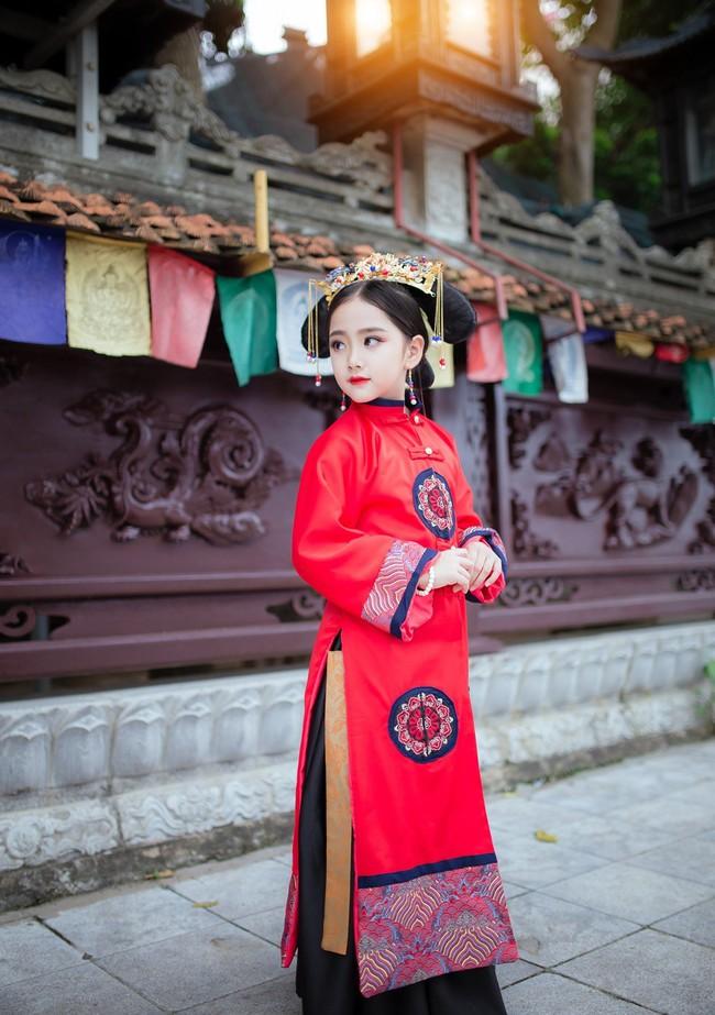 Cặp mẫu nhí Hà thành hóa thân xuất sắc trong bộ ảnh Diên hy công lược phiên bản Việt - Ảnh 26.