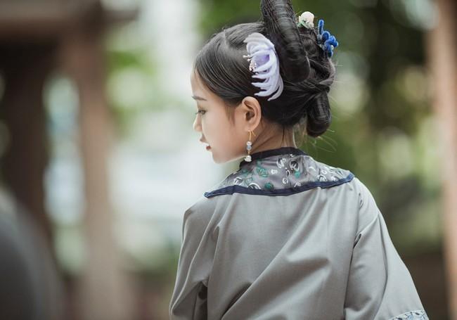 Cặp mẫu nhí Hà thành hóa thân xuất sắc trong bộ ảnh Diên hy công lược phiên bản Việt - Ảnh 7.