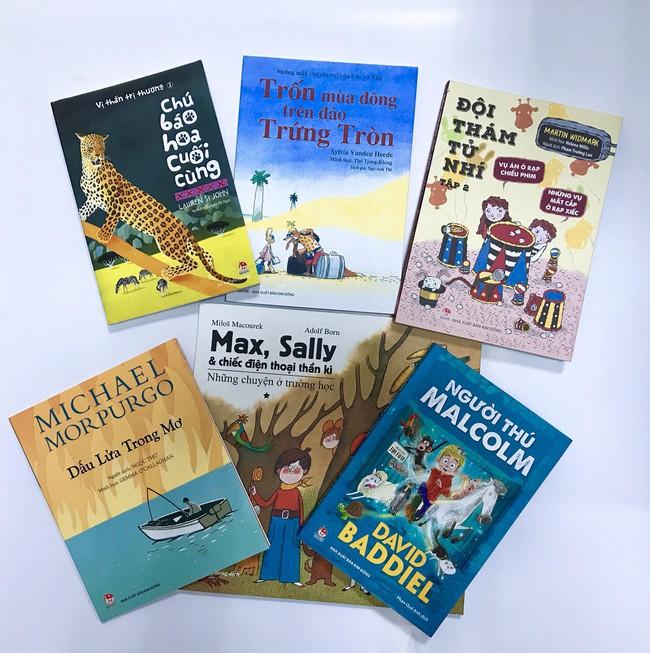 Tiến sĩ Diêu Lan Phương: Để trẻ thích đọc sách cũng phải có bí quyết - Ảnh 1.