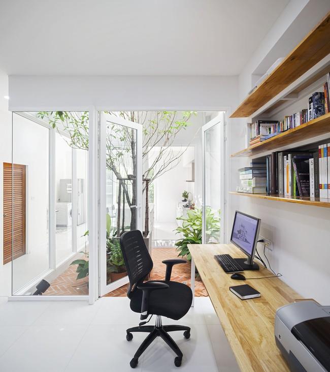 Ngôi nhà ống an yên với khu vườn bonsai khiến ai nhìn cũng ước ao - Ảnh 11.