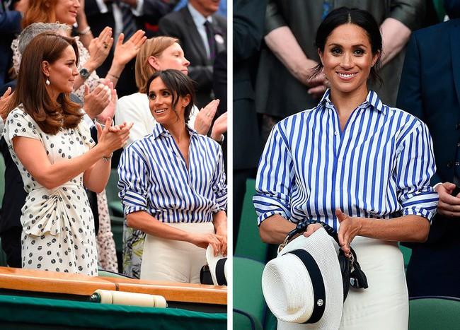 8 kiểu trang phục đơn giản mà sang trọng được Công nương Hoàng gia Anh ưa chuộng, chị em hoàn toàn có thể học lỏm - Ảnh 4.