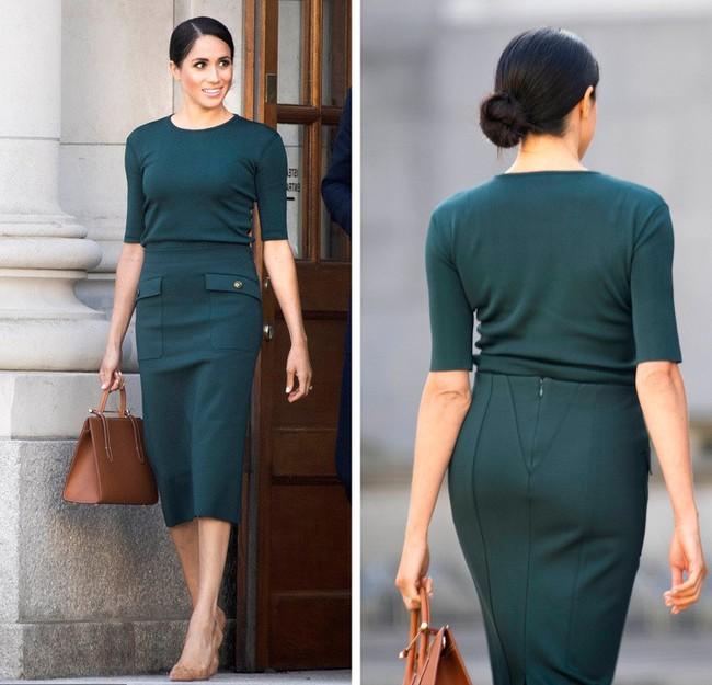 8 kiểu trang phục đơn giản mà sang trọng được Công nương Hoàng gia Anh ưa chuộng, chị em hoàn toàn có thể học lỏm - Ảnh 6.