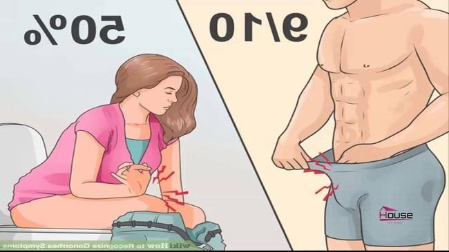 Dấu hiệu nhận biết bệnh lậu ở nam giới và phụ nữ - căn bệnh lây truyền qua đường tình dục có khả năng kháng các loại kháng sinh - Ảnh 3.