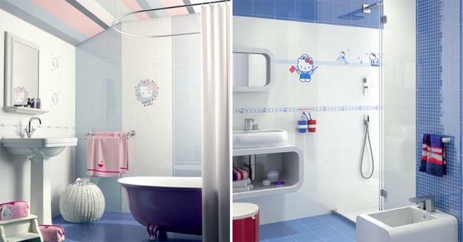 Mẫu gạch lát này sẽ biến ngôi nhà của bạn trở nên dễ thương vô cùng - Ảnh 6.