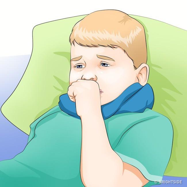 Có những căn bệnh nguy hiểm ở trẻ ẩn sau những triệu chứng tưởng là cảm sốt thông thường - Ảnh 7.
