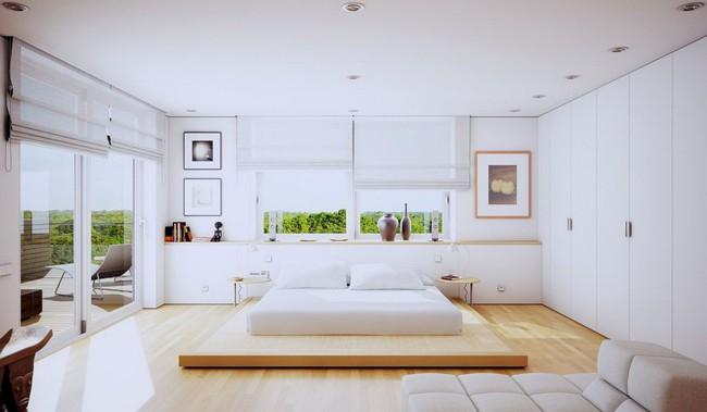 Với 9 thiết kế thông minh này thì chẳng cần giường, phòng ngủ của bạn vẫn cực đẹp và tiện nghi - Ảnh 4.