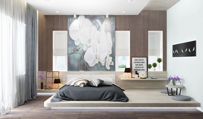 Với 9 thiết kế thông minh này thì chẳng cần giường, phòng ngủ của bạn vẫn cực đẹp và tiện nghi - Ảnh 5.