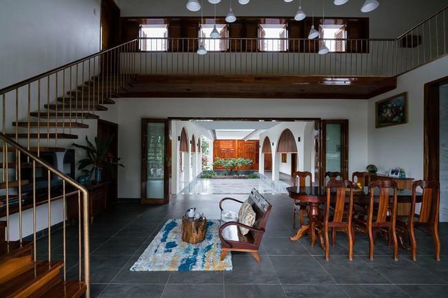 Ngắm ngôi nhà mang tên An Lão, trọn vẹn và đẹp đẽ như tấm lòng của người con dành tặng cho cha mẹ ở Bình Định - Ảnh 16.