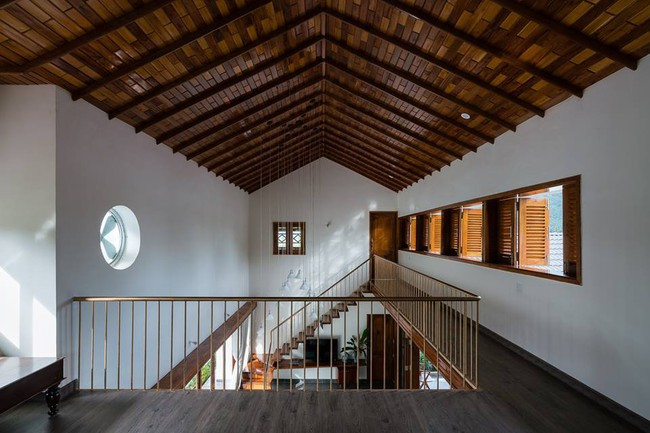 Ngắm ngôi nhà mang tên An Lão, trọn vẹn và đẹp đẽ như tấm lòng của người con dành tặng cho cha mẹ ở Bình Định - Ảnh 19.