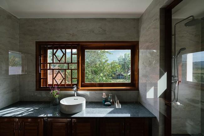 Ngắm ngôi nhà mang tên An Lão, trọn vẹn và đẹp đẽ như tấm lòng của người con dành tặng cho cha mẹ ở Bình Định - Ảnh 23.