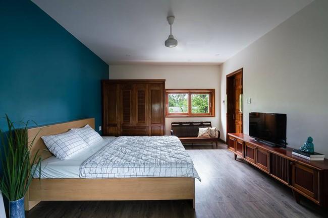 Ngắm ngôi nhà mang tên An Lão, trọn vẹn và đẹp đẽ như tấm lòng của người con dành tặng cho cha mẹ ở Bình Định - Ảnh 21.