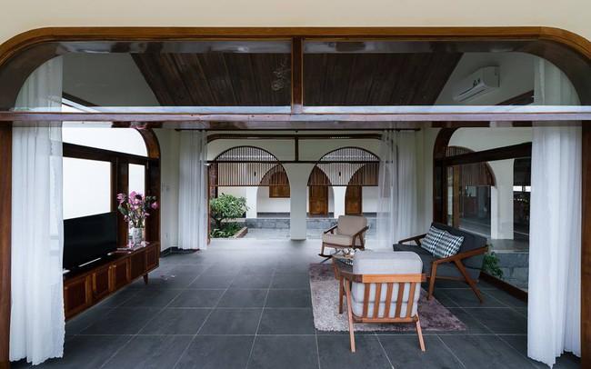 Ngắm ngôi nhà mang tên An Lão, trọn vẹn và đẹp đẽ như tấm lòng của người con dành tặng cho cha mẹ ở Bình Định - Ảnh 10.