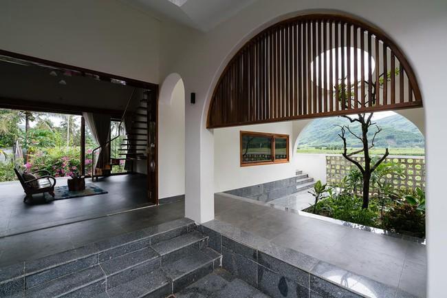 Ngắm ngôi nhà mang tên An Lão, trọn vẹn và đẹp đẽ như tấm lòng của người con dành tặng cho cha mẹ ở Bình Định - Ảnh 12.