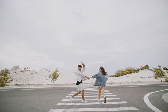 """""""Anh không muốn làm người yêu em nữa"""" - màn cầu hôn bất ngờ và ngọt như ngôn tình của cặp đôi Hà thành - Ảnh 4."""