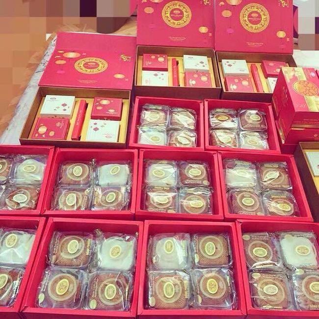 3 tiệm bánh Trung thu truyền thống nổi tiếng, cứ mùa trăng lại đông khách tấp nập  - Ảnh 7.