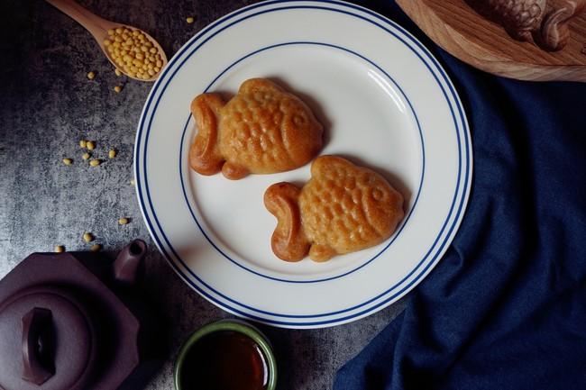 Mùa Trung thu này làm ngay bánh nướng con cá cực xinh cho bé yêu - Ảnh 9.