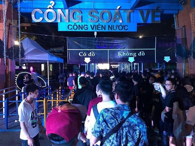 Vụ 7 người chết ở Tây Hồ: Bóng cười bán tại đêm nhạc hội - Ảnh 3.