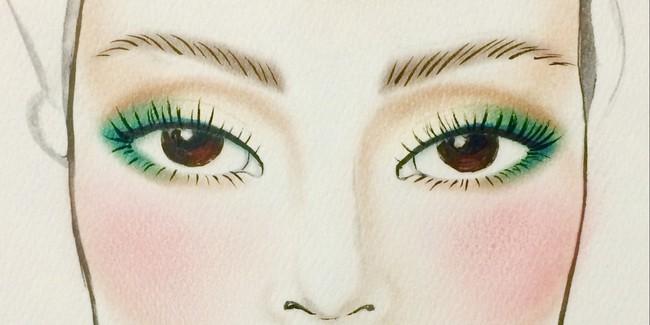 Những lời khuyên cụ thể giúp bạn tìm được tông màu makeup phù hợp cho từng bộ phận trên khuôn mặt - Ảnh 1.
