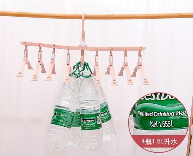 Sức chứa của tủ quần áo sẽ rộng gấp 8 lần nhờ móc treo quần áo ma thuật  - Ảnh 20.
